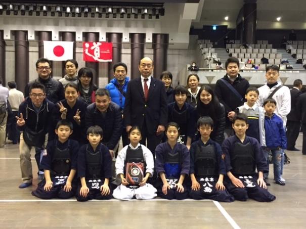 東京都少年剣道大会 20160313
