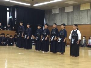 東京都少年剣道大会選手